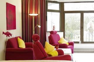 Haus Roseneck Wellness Apartments u. Ferienwohnungen Exklusiv-Apartment Baccara