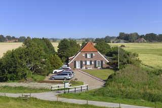 Landhaus Meer Unser schönes Landhaus direkt am Deich!
