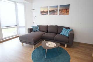 Appartementhaus Nige Ooge Wohnung Nr. 3 Nige Ooge 3 - Wohnzimmer