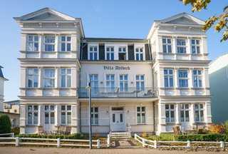 Villa Ahlbeck Haus 1 Außenansicht