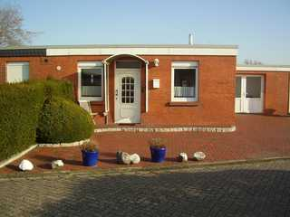 Ferienhaus in Dornumersiel 200-146a Hausansicht