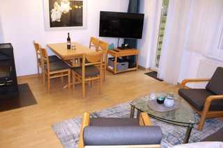 Boltenhagen, Ferienhaus Boltenhagen 62d Wohnzimmer