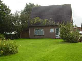 Ferienhaus in Dornumersiel 200-033a Hausansicht