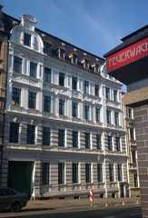 Alte Feuerwache Görlitz City Fassade Blick von der Krölstraße