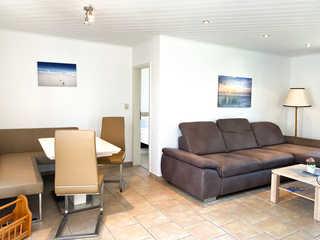 Boddenwind 3 Ferienhaus Essbereich