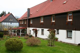 FW Wagner am Stieger See Ferienwohnungen Familie Wagner - Gartenansicht