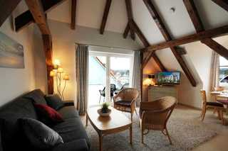 Ferienwohnung 225RB30, Villa Bellevue Premium Wohnbereich