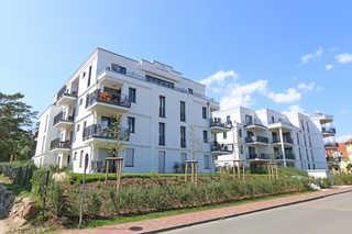 MZ: Villa Strandläufer Whg. 37 Sonnenschein mit Balkon Hausansicht