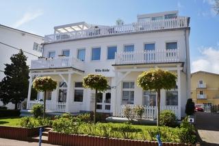 Villa Käthe - Ferienwohnung 45459 Außenansicht