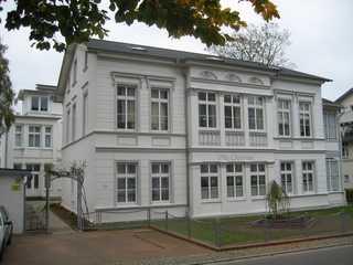Wenzlaff, Villa Christian ****300m bis zum Ostseestrand Außenansicht