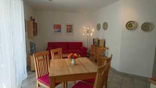 Strandkrone - 26-08 Wohnzimmer