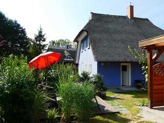 Ferienwohnung im Haus Klapperstein Terrasse