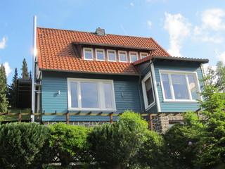 Haus Auerhahn Außenansicht des Hauses Auerhahn