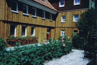 Haus Brandt - Ferienwohnung Hausansicht