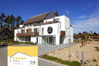 Usedomtourist Karlshagen - Lotsenstieg 2 Kajüte 01 (5*) Appartementhaus Lotsenstieg 2