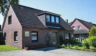 Haus Maris in Bensersiel Außenansicht