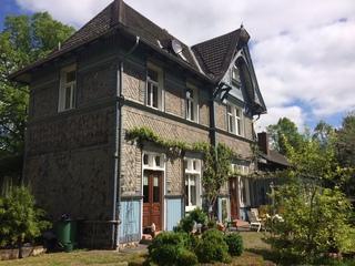Wohnen in historischem Gebäude (Altstadt Bahnhof)