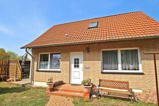 Ferienhaus Malchow SEE 4901 Eingang zum Ferienhaus