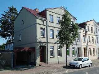 Ferienquartier Schulz Wohnhaus mit Ferienwohnung im OG, Ferienhaus mi...