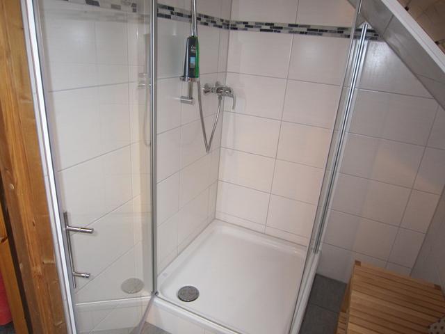 In allen Häusern: Zweites Duschbad im Obergeschoss