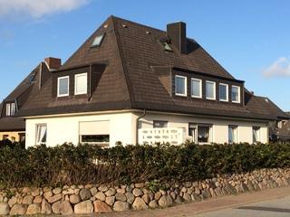 Haus Dikwai strandnah Haus Dickwai