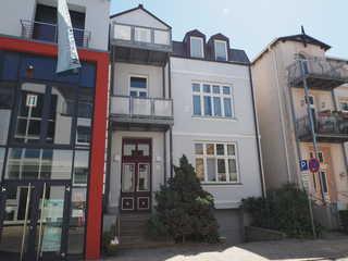 Haus Karzenburg Fewo Pavillion Straßenansicht