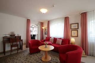 Villa Gudrun, Whg. 567 Wohnbereich