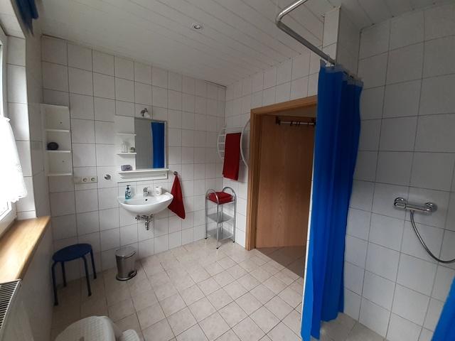 Bad Haus Typ C (barrierefreie Variante)