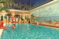 Ferienpark Heidenholz Hallenschwimmbad mit 6x12 m