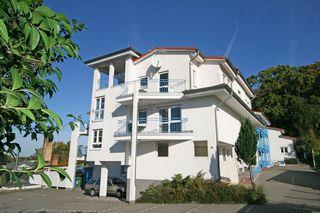 Residenz Binz Whg. 01 mit Terrasse Objektansicht