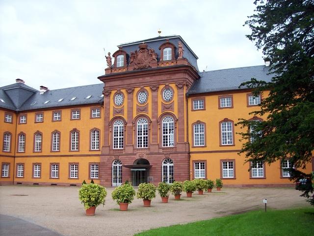 Schloß Löwenstein Kleinheubach