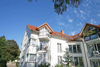 OS: Haus Granitzblick Whg. 13 mit Balkon Außenansicht
