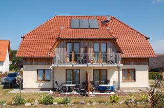 Haus Uhleck Terrassenansicht