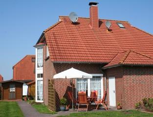 Ferienhaus in Nessmersiel 200-128a