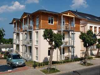 Appartementhaus Linquenda Außenansicht