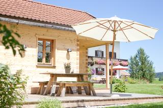 Hof Gottenau Almhütte