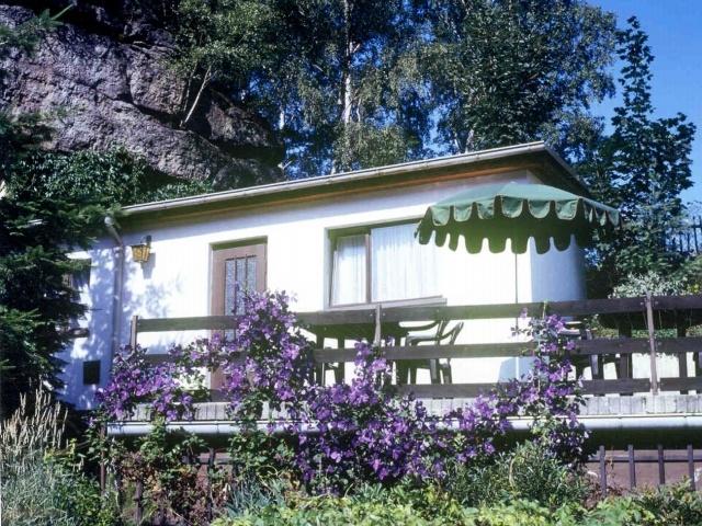Haus am Stein Ferienhaus für 2 bis 5 Personen mit 2 getr. Schlaf