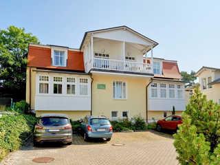 Haus Liebeskind - F666 | WG Gelbe Calla **** Haus Liebeskind im Ostseebad Binz