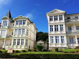 """Strandvillen """"Wald und See"""" am Meer und Balkon zur Südseite Strandvilla Wald & See"""