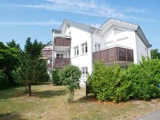Ostseepark Bansin, Haus 1, App. 107 Benzmann Außenansicht