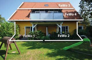 Ferienhaus Strandstr. 29 Überblick Wohnungen Ferienhaus STERN USEDOM in ...