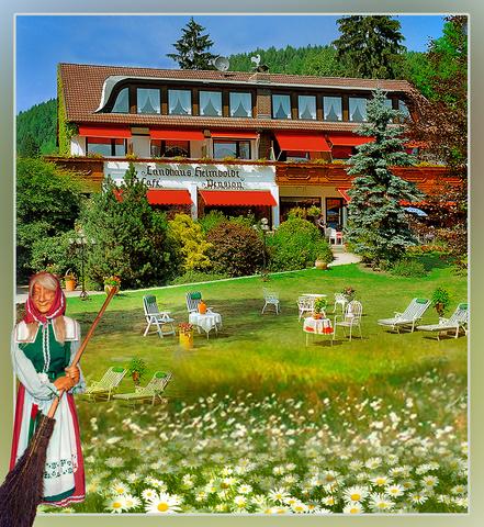 Landhaus Helmboldt Landhaus Helmboldt Ansicht