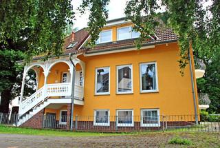 Ferienwohnung mit Balkon im Ostseebad Baabe Ferienappartement im Ostseebad Baabe