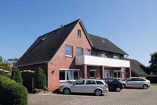Ferienhaus Sonnenschein in Bensersiel Außenansicht