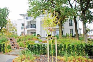Ferienwohnung mit Balkon inkl. Strandkorb Ostseebad Binz (4) Appartement mit Balkon Villa LIndholm (4)