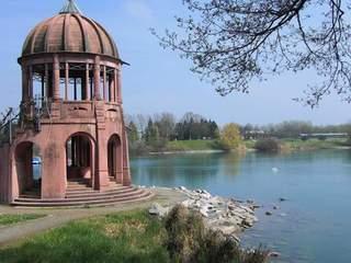 Ferienwohnung Seepark Freiburg Tolle Lage am Seepark in Freiburg