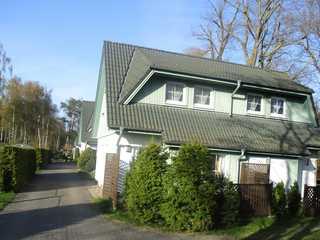Zinnowitz Skanepark_Ferienhaus 30 Hausansicht
