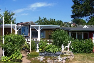 Ferienhaus 45218 oder 45217 Außenansicht