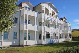 F: Haus Lotsenberg Whg. C13 mit Balkon Haus Lotsenberg
