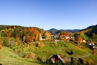 Ferienwohnung Fürstenkopf Umgebung